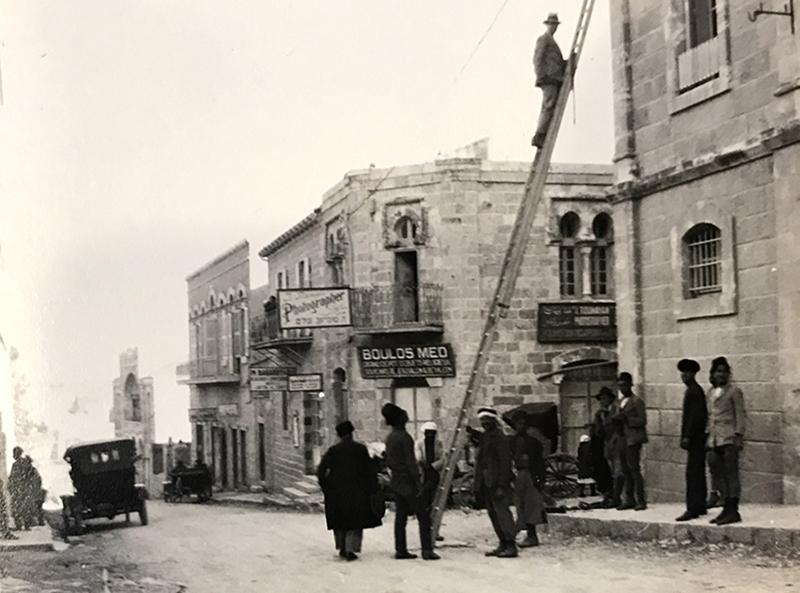 Boulos Meo Souvenir Shop, Jerusalem - F.Scholten - NINO