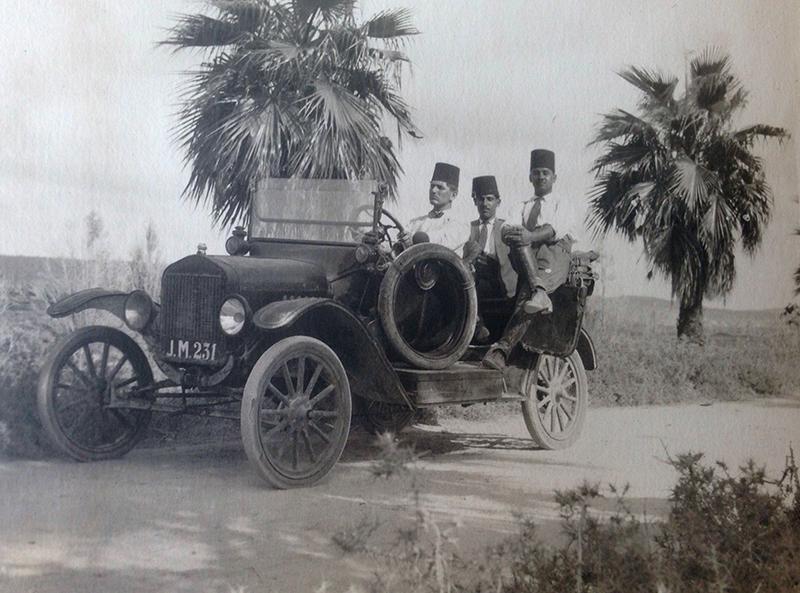 F.Scholten - Palestine c. 1921-23 - NINO