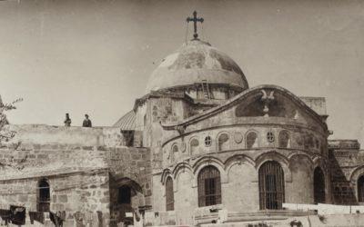 Webinar December 15 – Reframing Jerusalem's History Through New Archives