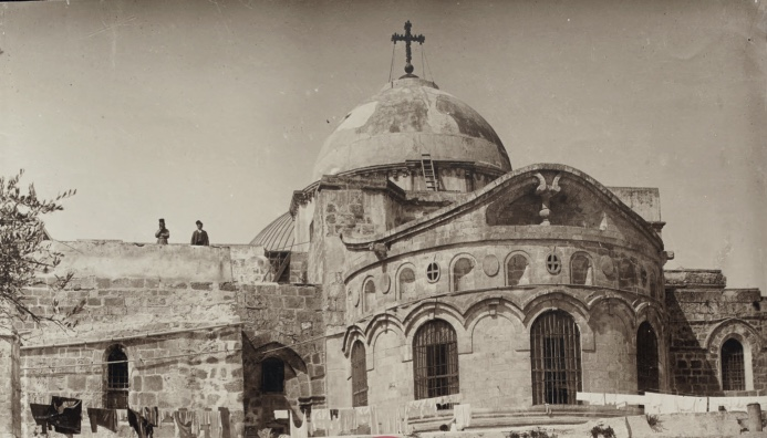 Webinar December 15 – Reframing Jerusalem's History Through New Archives