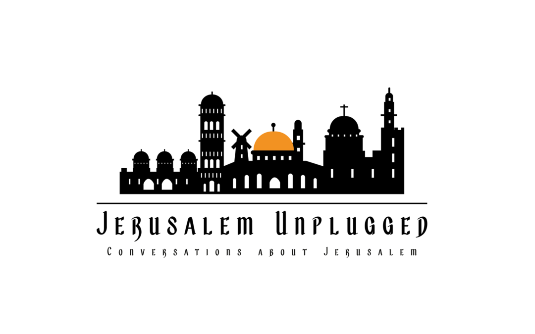Sary Zananiri guest on podcast Jerusalem Unplugged