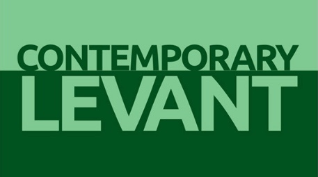Special Issue Contemporary Levant