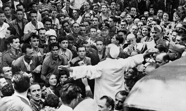 Conference: War and Genocide, Reconstruction and Change: The Global Pontificate of Pius XII, 1939-1958
