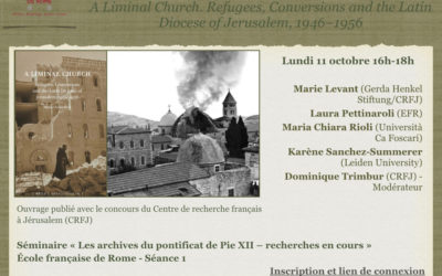 Online discussion of A Liminal Church